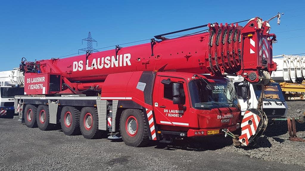 DS Lausnir - mynd
